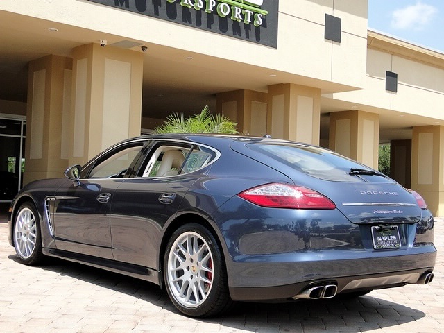2010 Porsche Panamera Turbo - Photo 53 - Naples, FL 34104