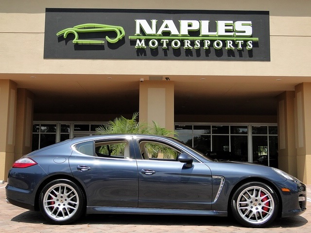 2010 Porsche Panamera Turbo - Photo 13 - Naples, FL 34104