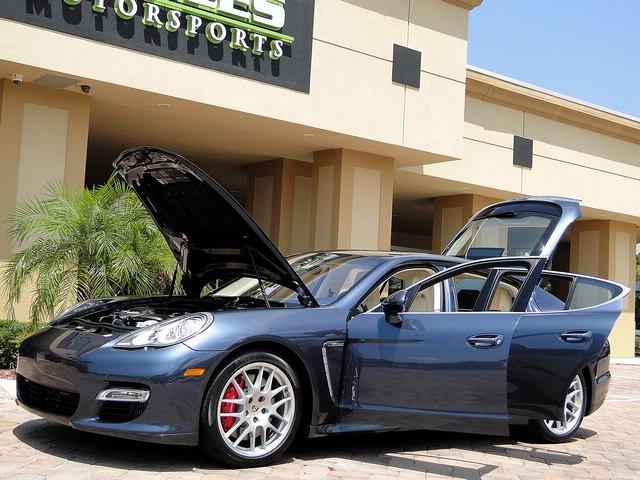 2010 Porsche Panamera Turbo - Photo 9 - Naples, FL 34104