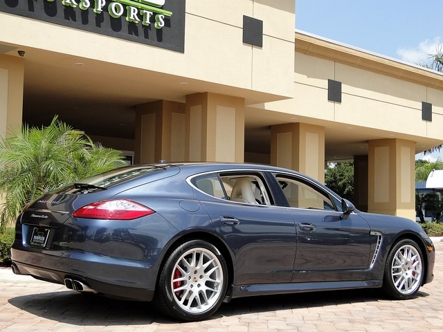 2010 Porsche Panamera Turbo - Photo 47 - Naples, FL 34104