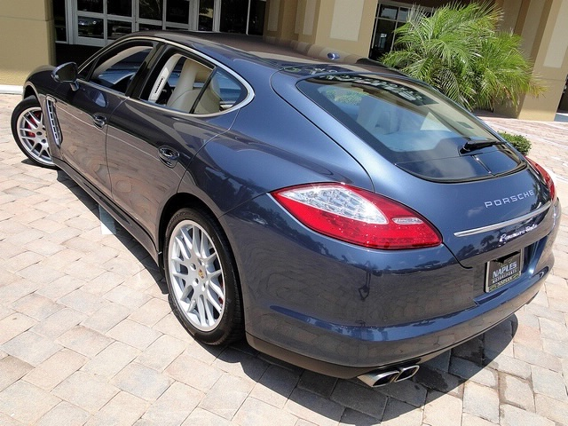 2010 Porsche Panamera Turbo - Photo 23 - Naples, FL 34104
