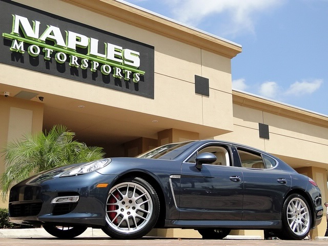 2010 Porsche Panamera Turbo - Photo 43 - Naples, FL 34104