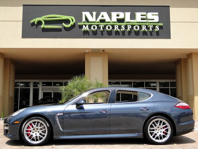 2010 Porsche Panamera Turbo - Photo 36 - Naples, FL 34104