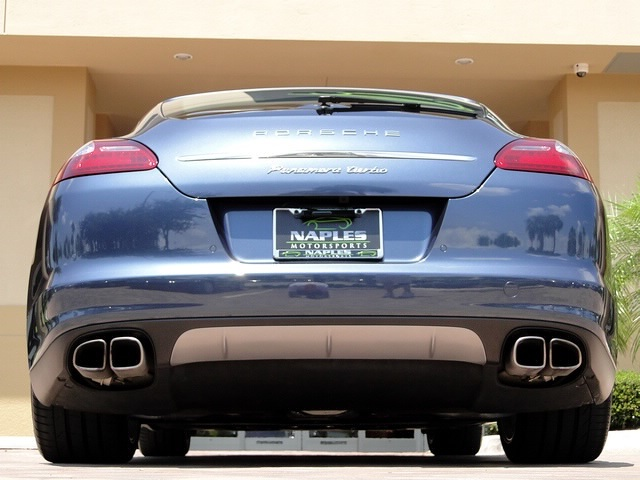 2010 Porsche Panamera Turbo - Photo 19 - Naples, FL 34104