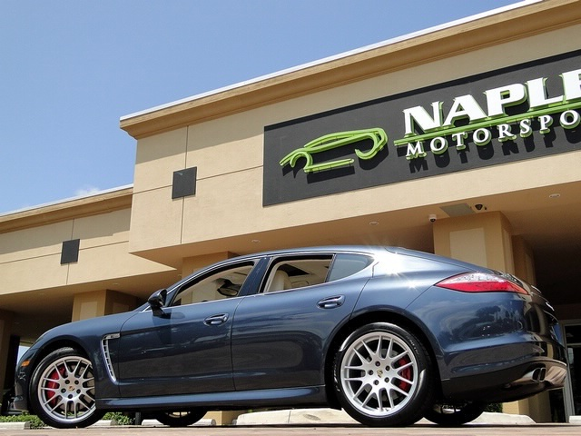 2010 Porsche Panamera Turbo - Photo 49 - Naples, FL 34104