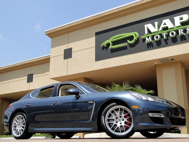 2010 Porsche Panamera Turbo - Photo 51 - Naples, FL 34104