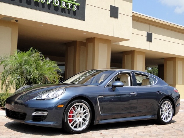 2010 Porsche Panamera Turbo - Photo 45 - Naples, FL 34104