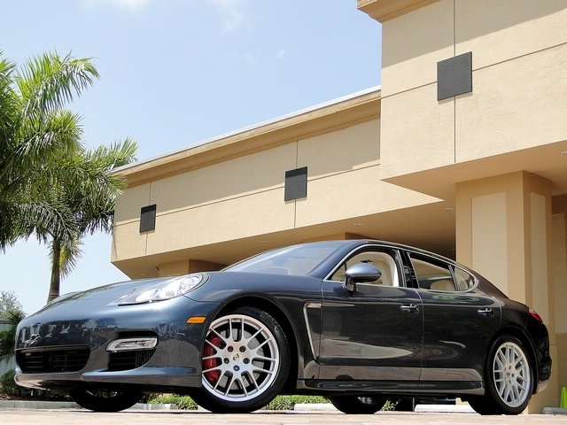 2010 Porsche Panamera Turbo - Photo 29 - Naples, FL 34104