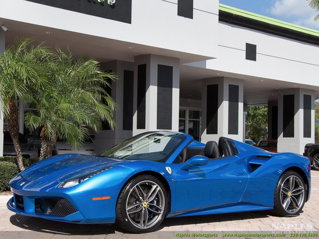2017 Ferrari 488 Spider - Photo 5 - Naples, FL 34104