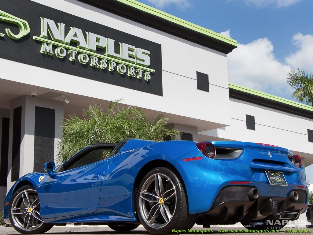 2017 Ferrari 488 Spider - Photo 42 - Naples, FL 34104