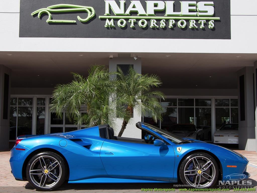 2017 Ferrari 488 Spider - Photo 18 - Naples, FL 34104