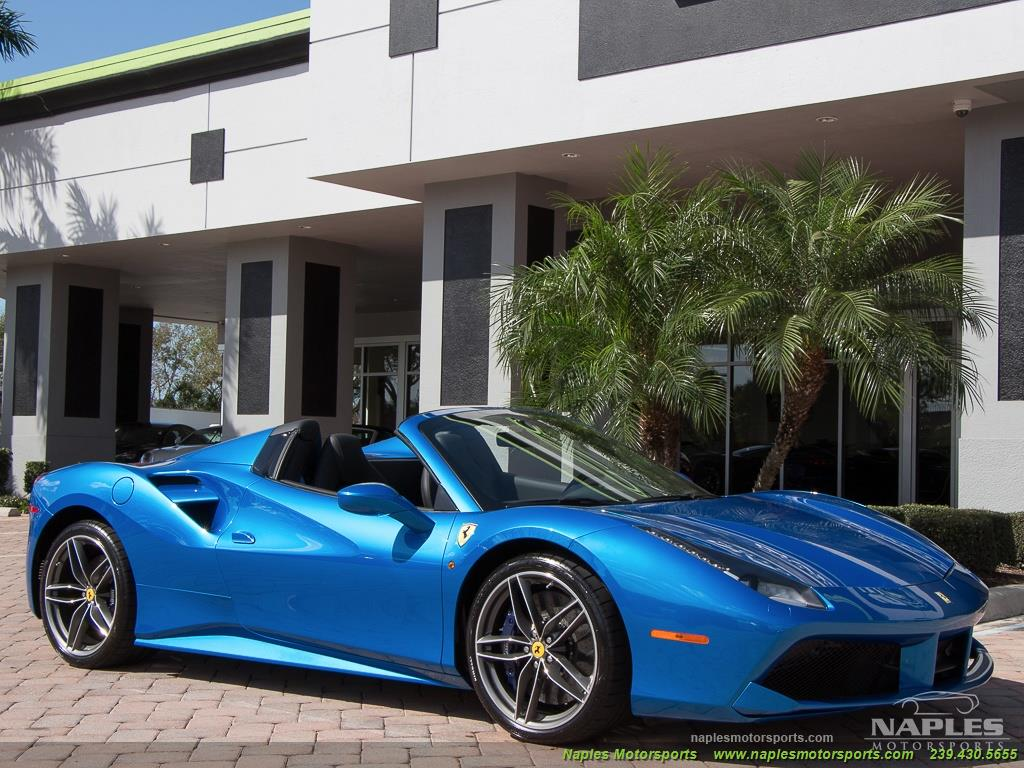 2017 Ferrari 488 Spider - Photo 19 - Naples, FL 34104