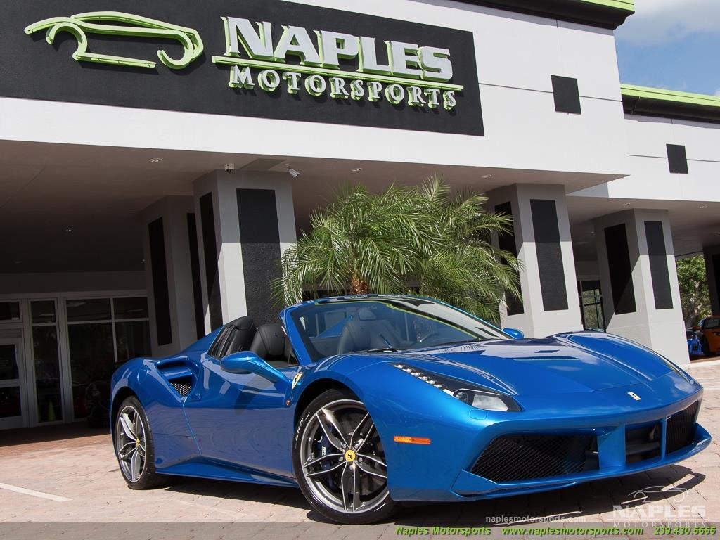 2017 Ferrari 488 Spider - Photo 36 - Naples, FL 34104
