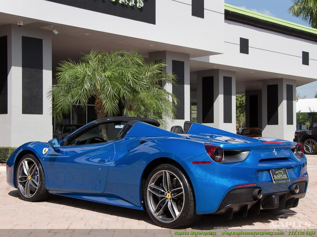 2017 Ferrari 488 Spider - Photo 40 - Naples, FL 34104