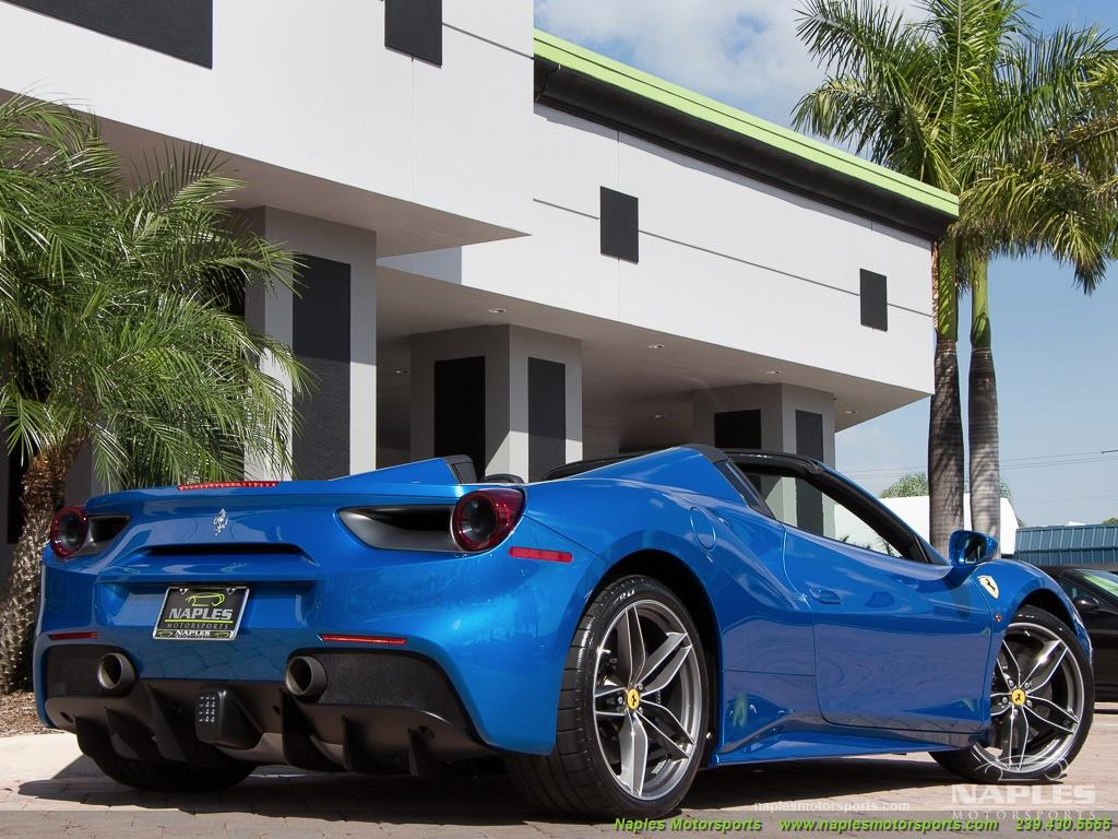 2017 Ferrari 488 Spider - Photo 26 - Naples, FL 34104