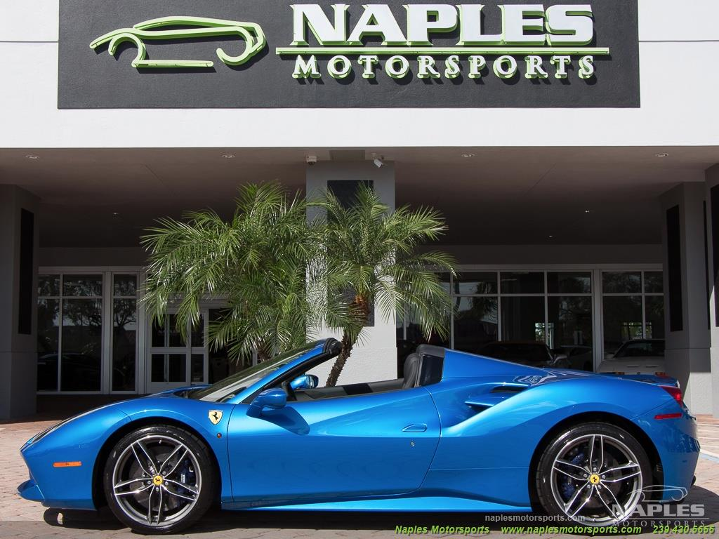 2017 Ferrari 488 Spider - Photo 6 - Naples, FL 34104