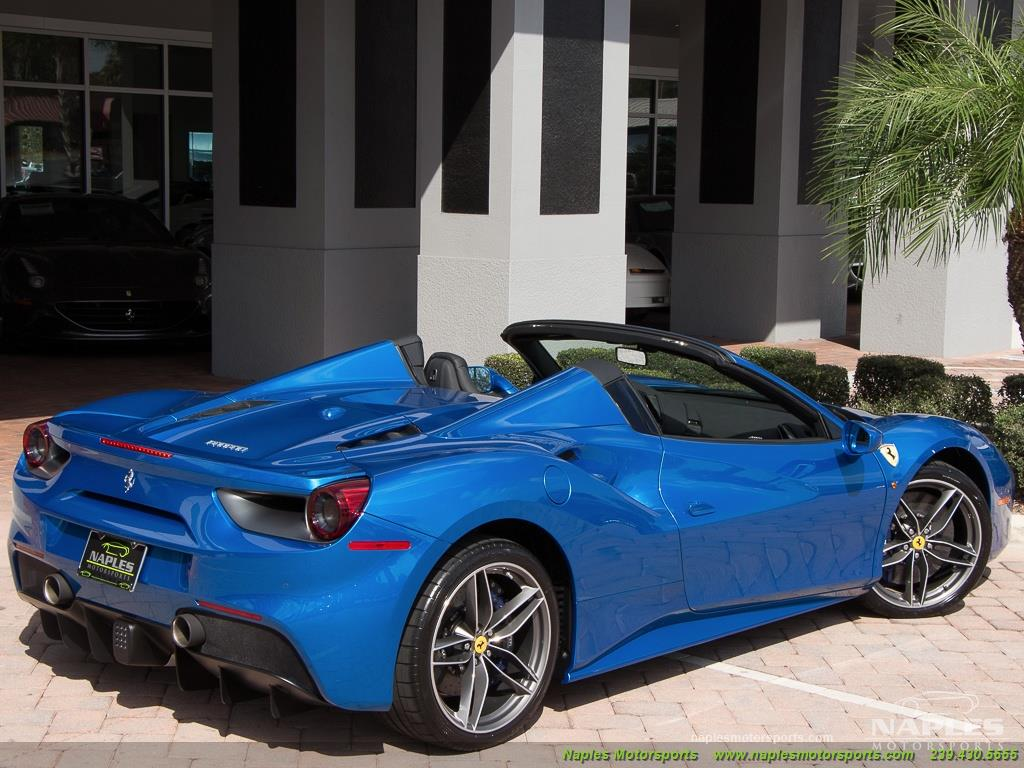 2017 Ferrari 488 Spider - Photo 50 - Naples, FL 34104