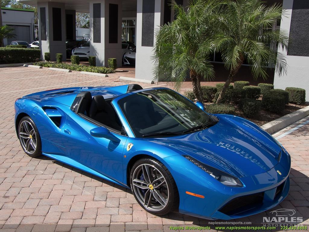 2017 Ferrari 488 Spider - Photo 22 - Naples, FL 34104