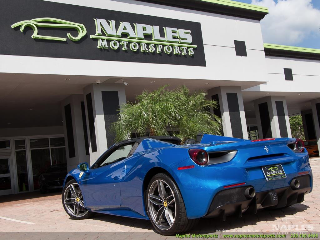 2017 Ferrari 488 Spider - Photo 43 - Naples, FL 34104