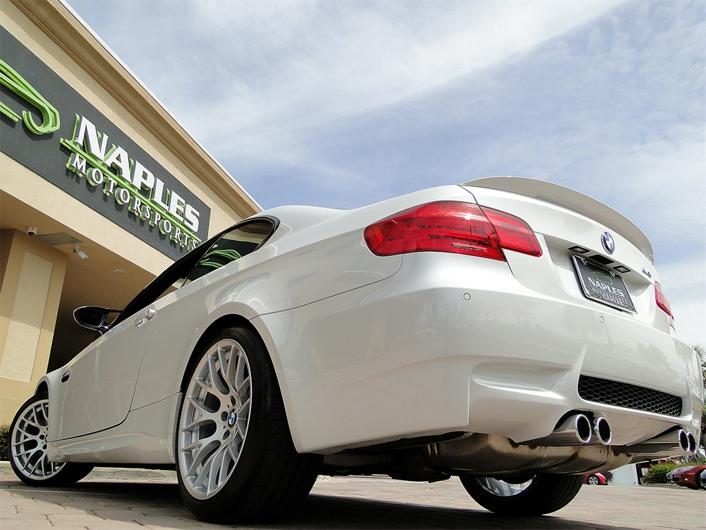 2013 BMW M3 - Photo 51 - Naples, FL 34104