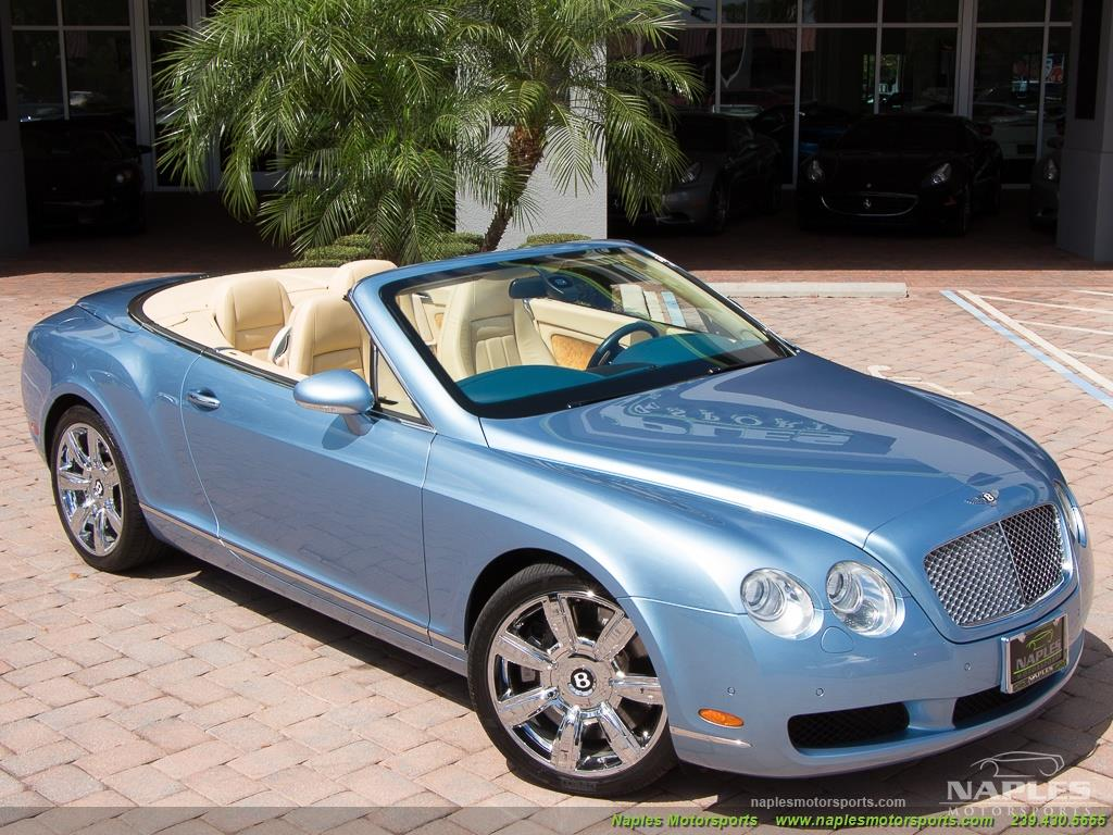 2008 Bentley Continental GT GTC Convertible - Photo 19 - Naples, FL 34104