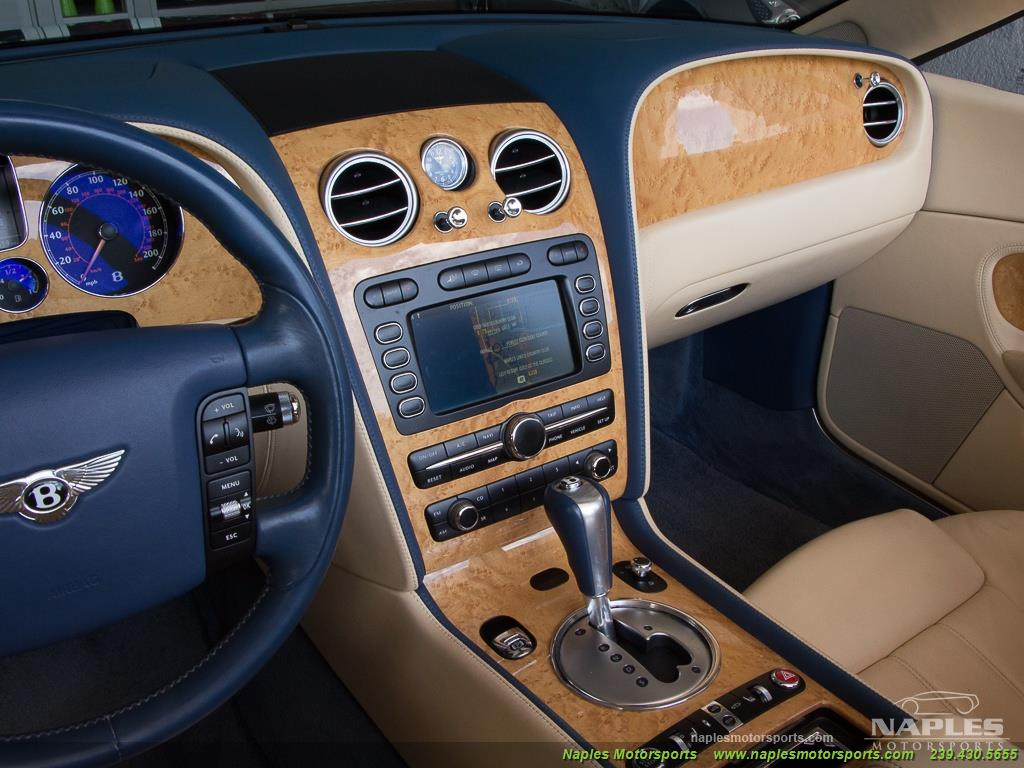 2008 Bentley Continental GT GTC Convertible - Photo 33 - Naples, FL 34104