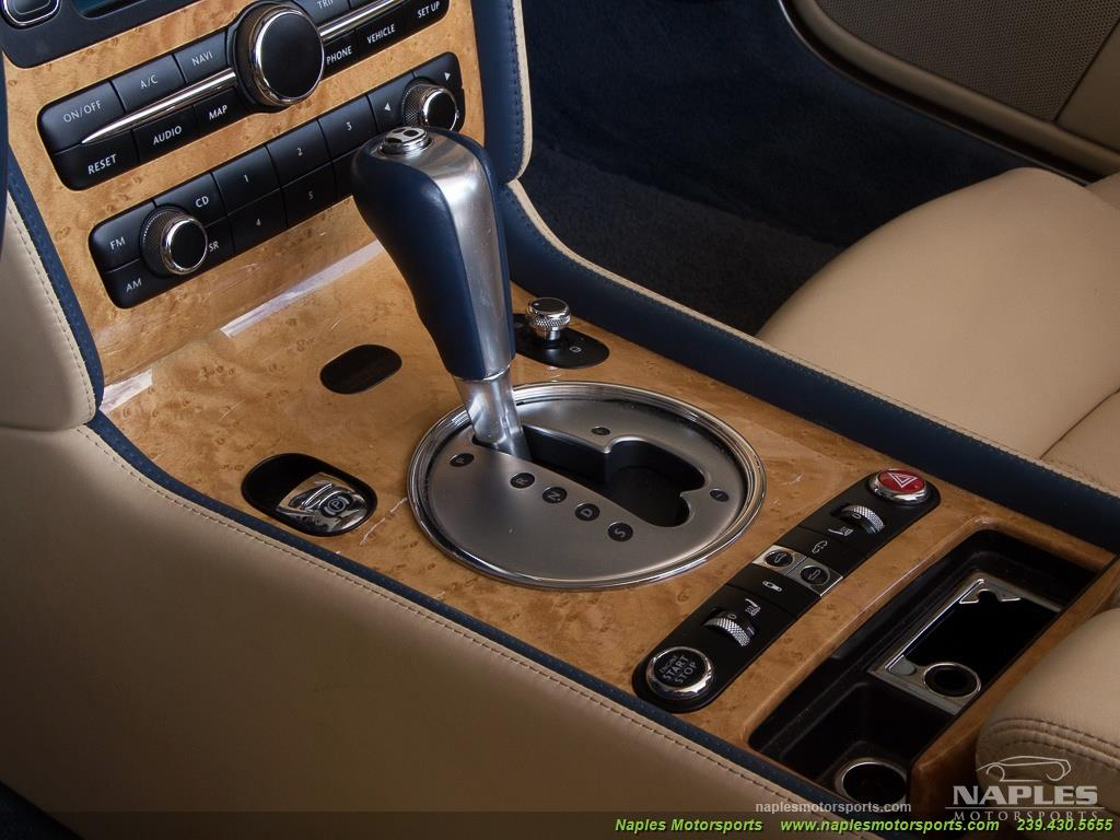 2008 Bentley Continental GT GTC Convertible - Photo 25 - Naples, FL 34104