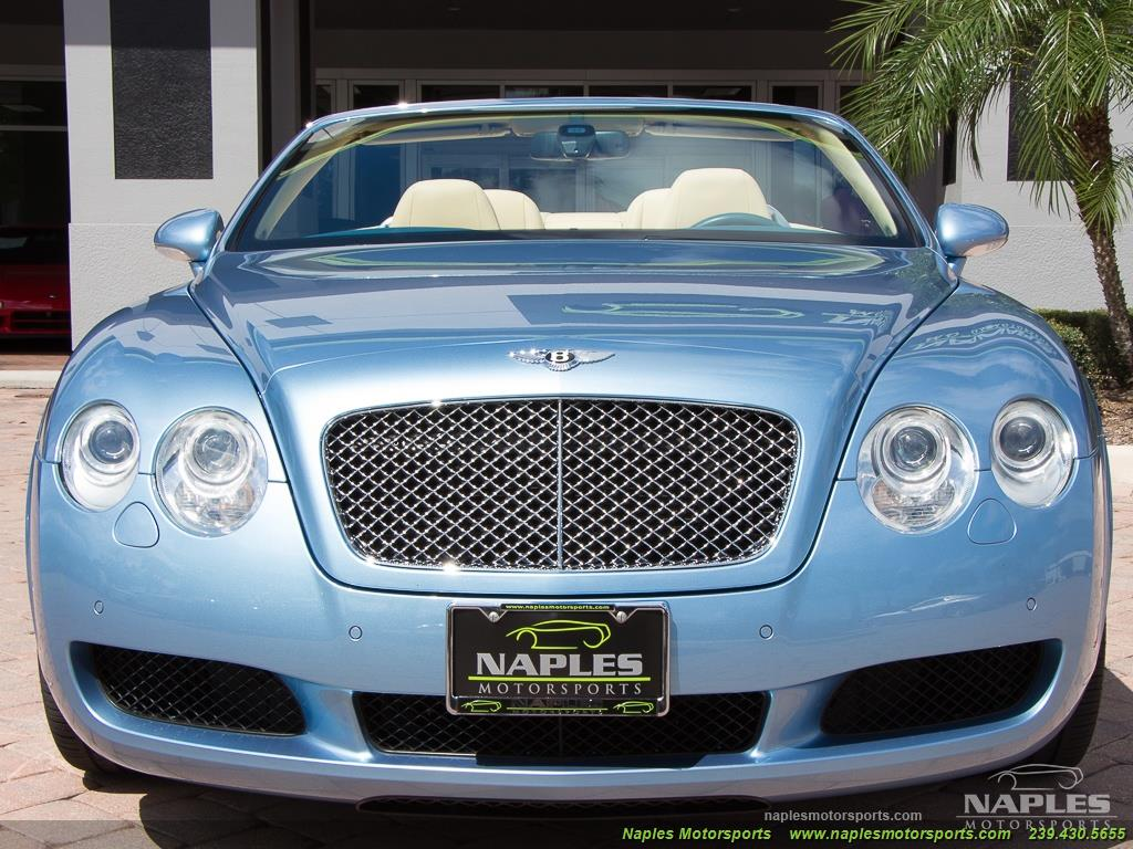 2008 Bentley Continental GT GTC Convertible - Photo 46 - Naples, FL 34104