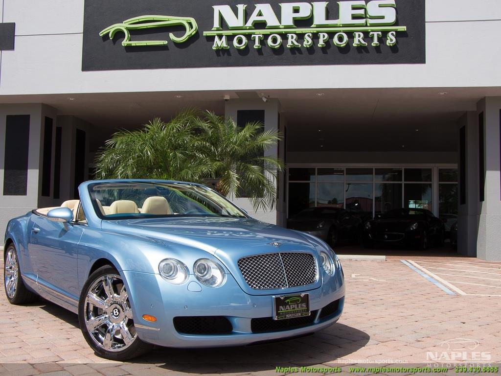 2008 Bentley Continental GT GTC Convertible - Photo 23 - Naples, FL 34104