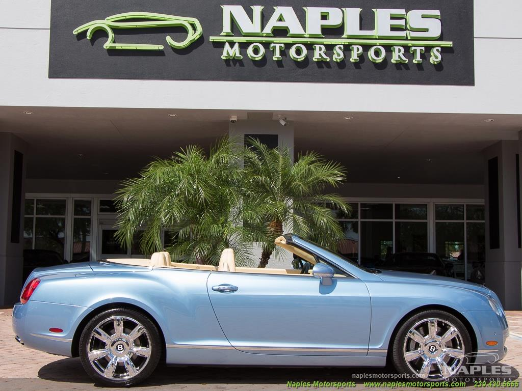 2008 Bentley Continental GT GTC Convertible - Photo 43 - Naples, FL 34104