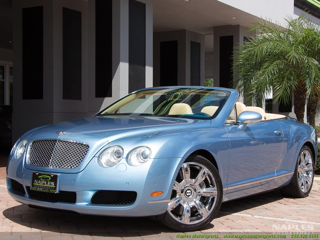 2008 Bentley Continental GT GTC Convertible - Photo 10 - Naples, FL 34104