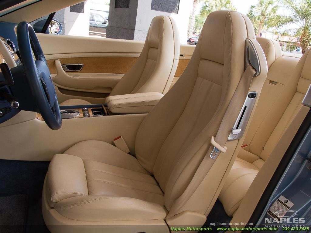 2008 Bentley Continental GT GTC Convertible - Photo 15 - Naples, FL 34104