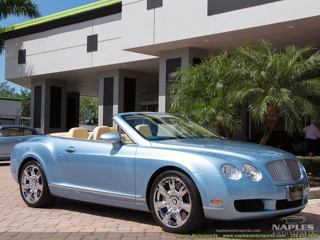 2008 Bentley Continental GT GTC Convertible - Photo 14 - Naples, FL 34104
