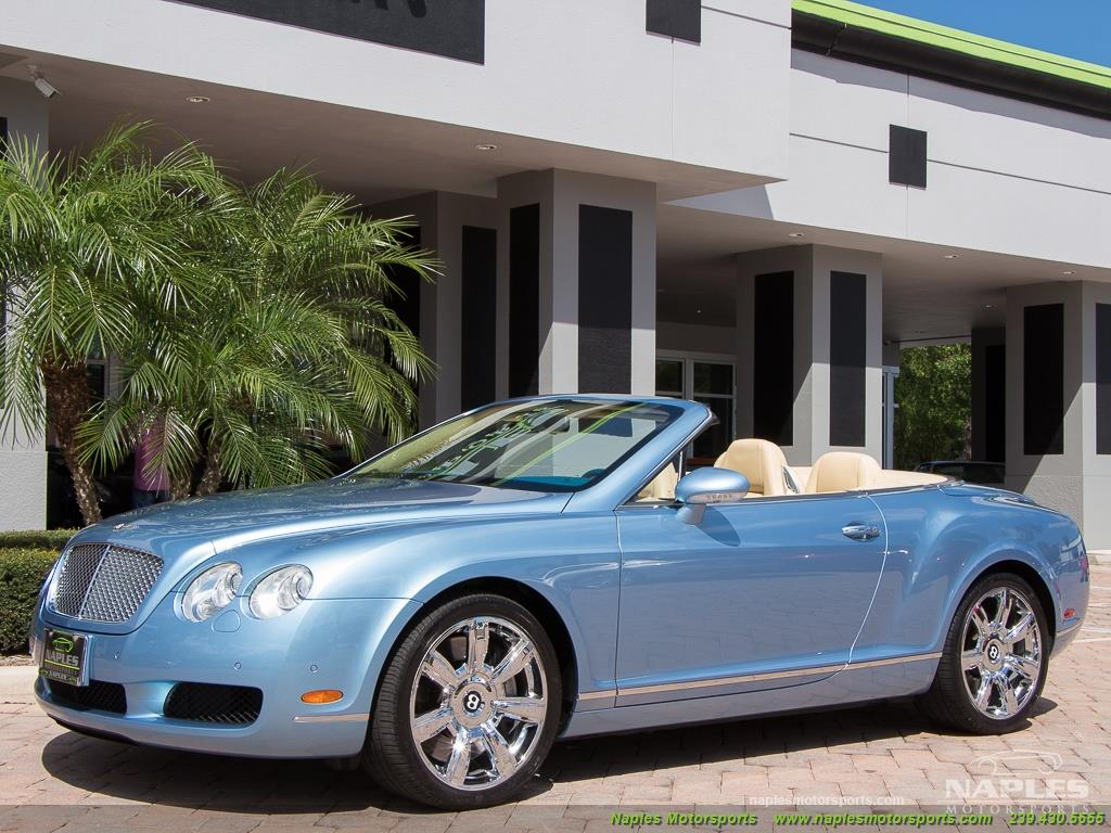 2008 Bentley Continental GT GTC Convertible - Photo 38 - Naples, FL 34104