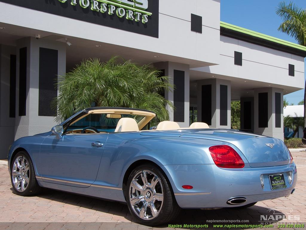 2008 Bentley Continental GT GTC Convertible - Photo 51 - Naples, FL 34104