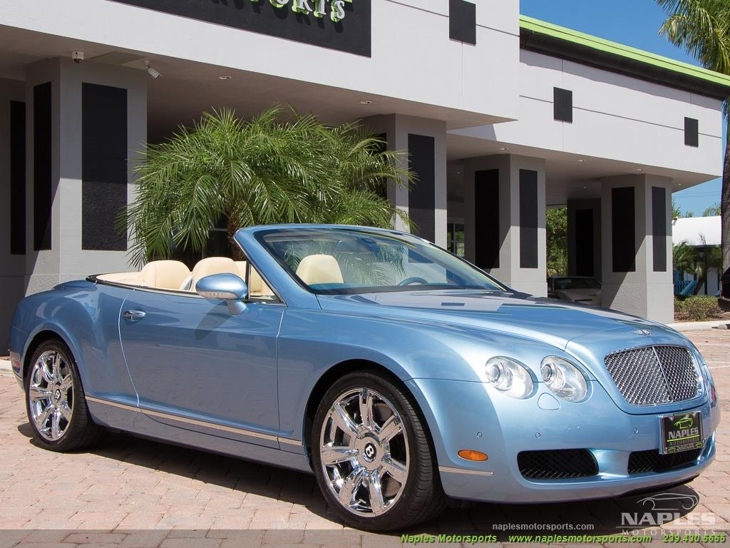 2008 Bentley Continental GT GTC Convertible - Photo 47 - Naples, FL 34104