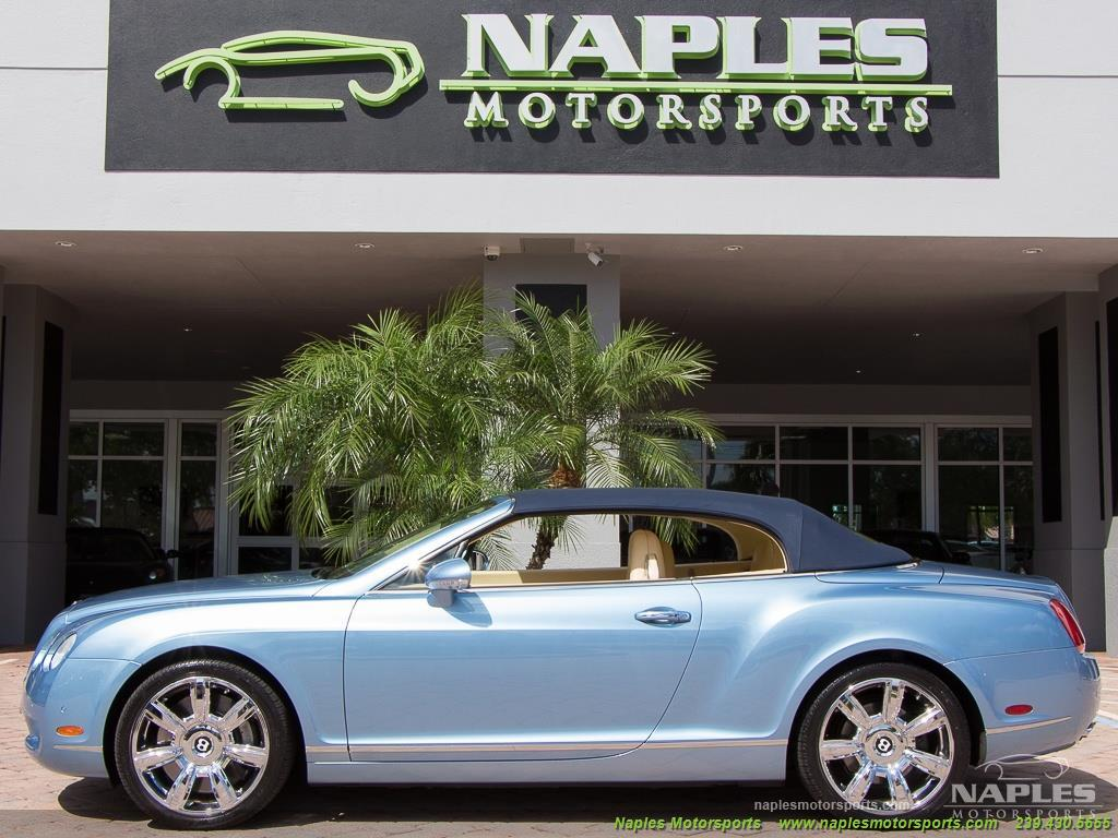 2008 Bentley Continental GT GTC Convertible - Photo 36 - Naples, FL 34104