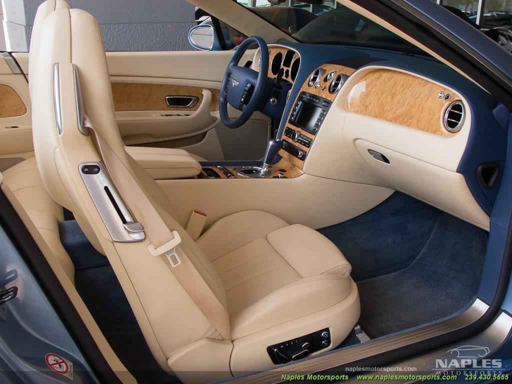 2008 Bentley Continental GT GTC Convertible - Photo 20 - Naples, FL 34104