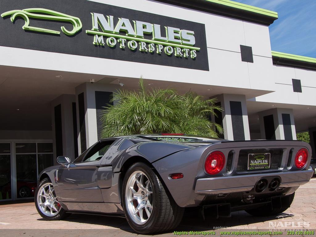 2006 Ford GT - Photo 45 - Naples, FL 34104