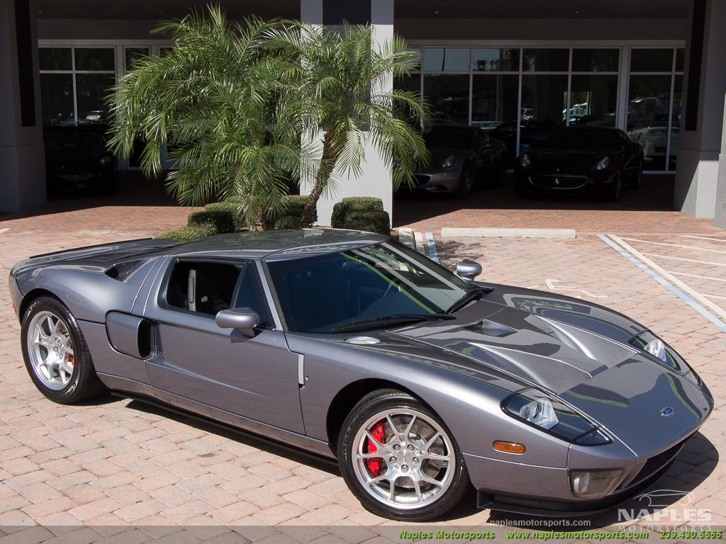 2006 Ford GT - Photo 52 - Naples, FL 34104