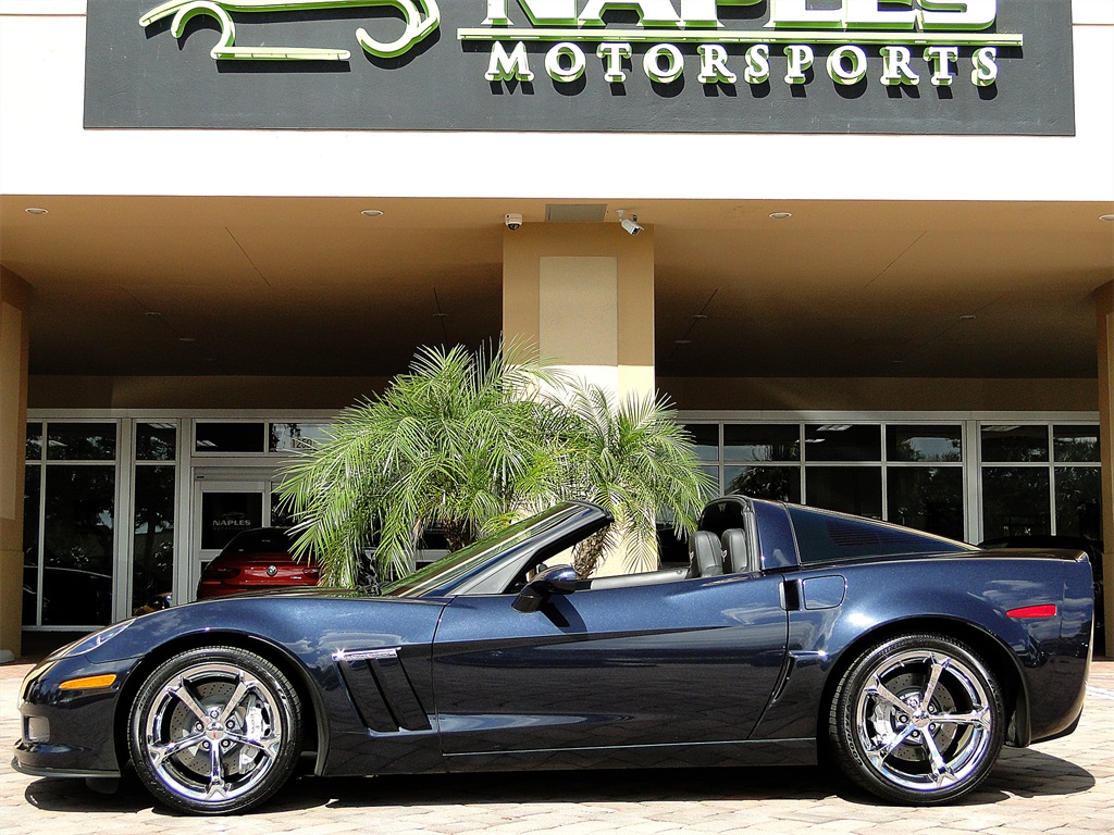 2013 Chevrolet Corvette Z16 Grand Sport - Photo 22 - Naples, FL 34104