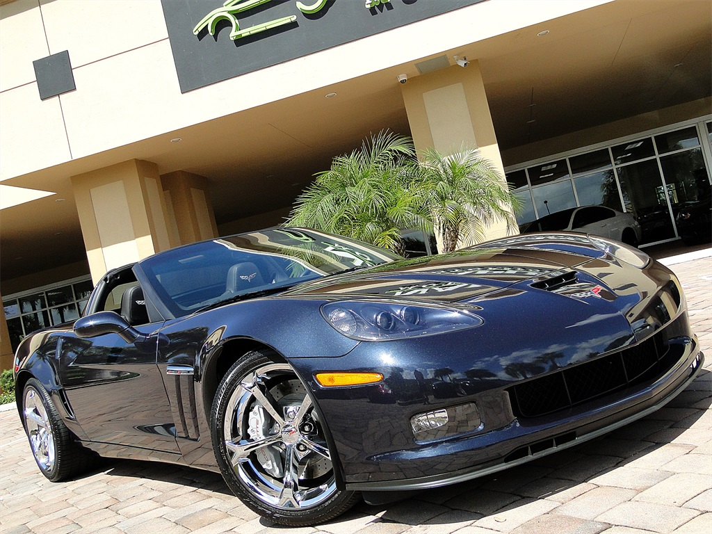 2013 Chevrolet Corvette Z16 Grand Sport - Photo 46 - Naples, FL 34104