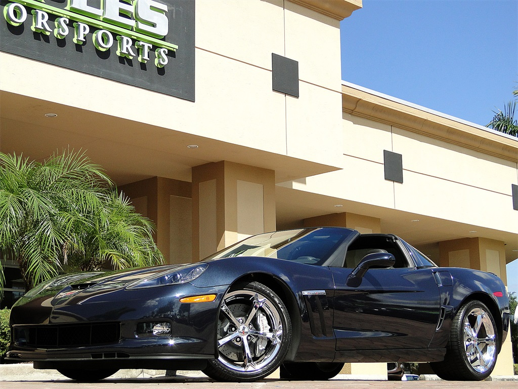 2013 Chevrolet Corvette Z16 Grand Sport - Photo 5 - Naples, FL 34104