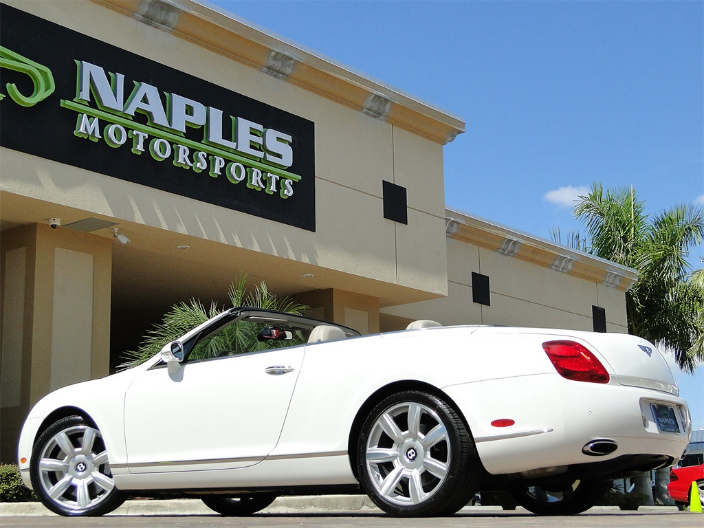2007 Bentley Continental GTC - Photo 19 - Naples, FL 34104