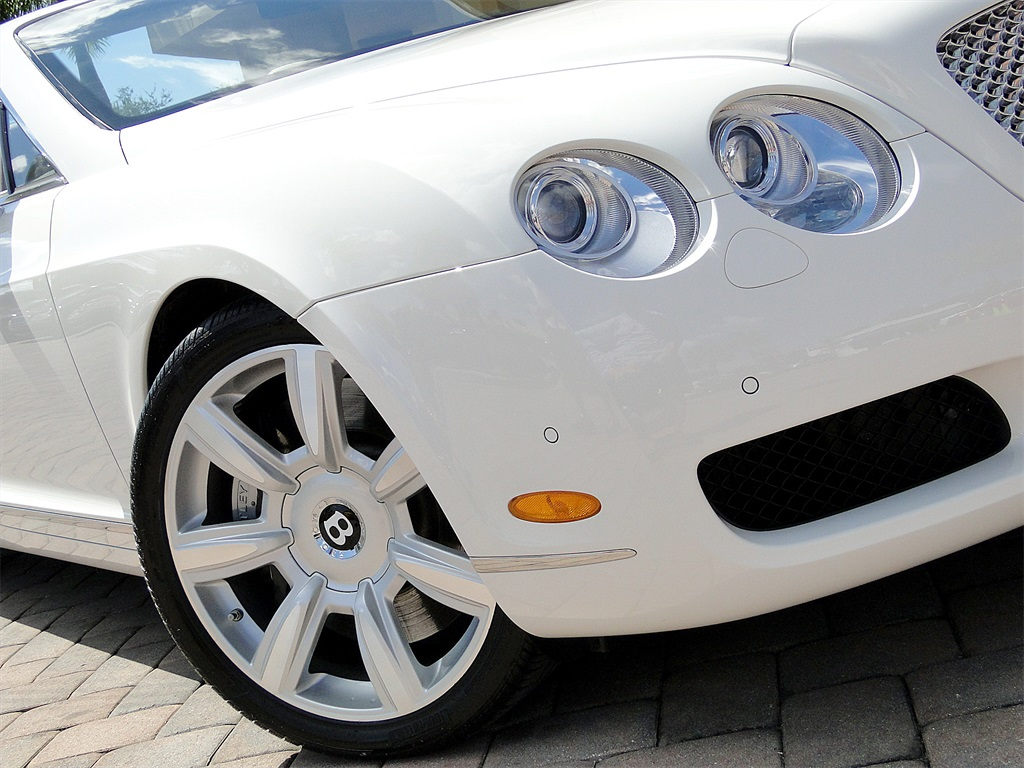 2007 Bentley Continental GTC - Photo 12 - Naples, FL 34104