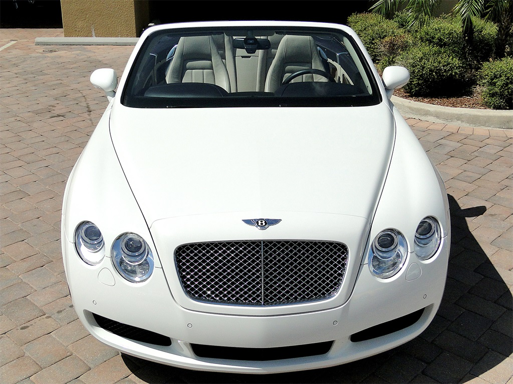 2007 Bentley Continental GTC - Photo 35 - Naples, FL 34104