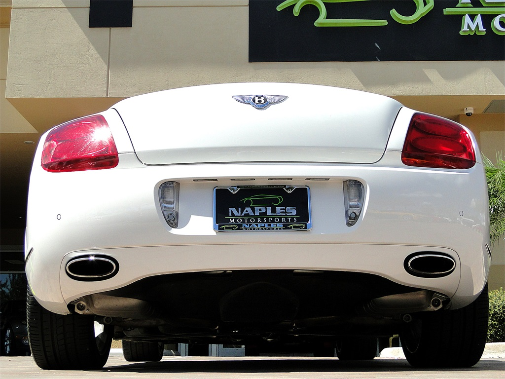 2007 Bentley Continental GTC - Photo 45 - Naples, FL 34104