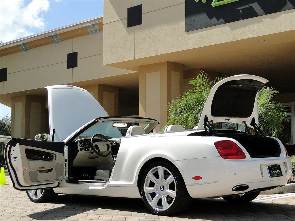 2007 Bentley Continental GTC - Photo 30 - Naples, FL 34104