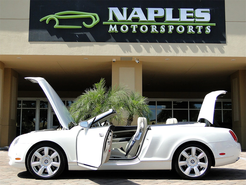 2007 Bentley Continental GTC - Photo 28 - Naples, FL 34104