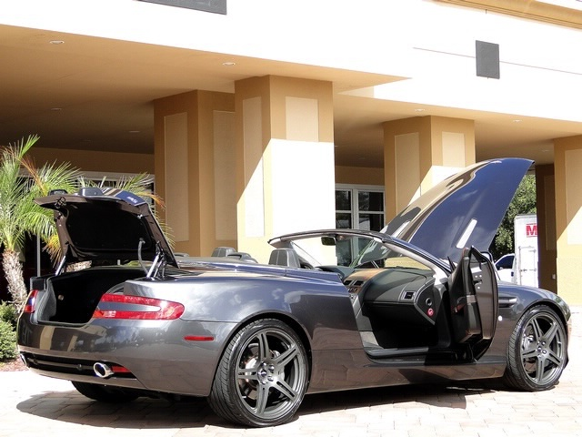 2006 Aston Martin DB9 Volante - Photo 22 - Naples, FL 34104